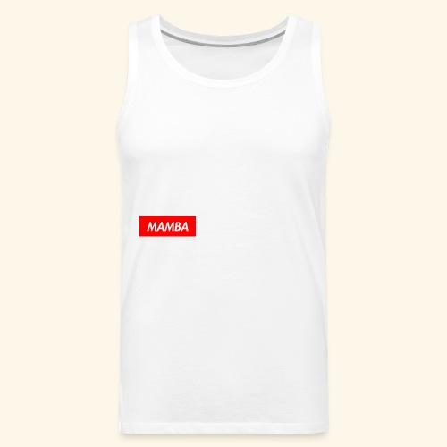 Supreme Mamba - Men's Premium Tank