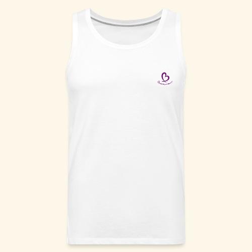 Bless Your Heart® Purple - Men's Premium Tank