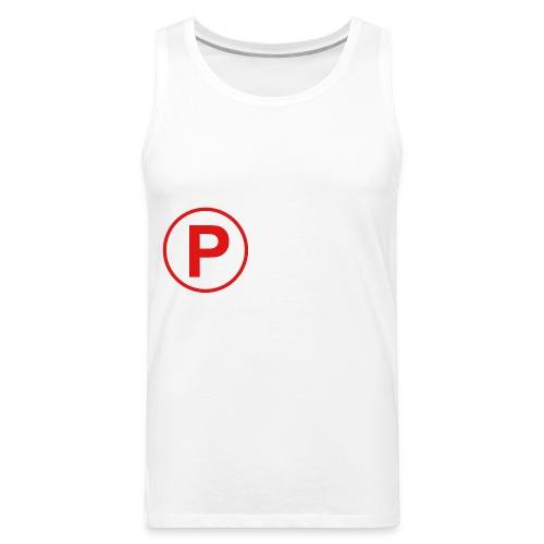 Presto569 Gaming Logo - Men's Premium Tank