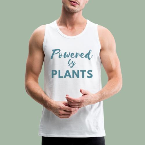 Powered by Plants - Men's Premium Tank