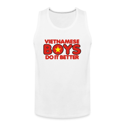 2020 Boys Do It Better 07 Vietnam - Men's Premium Tank