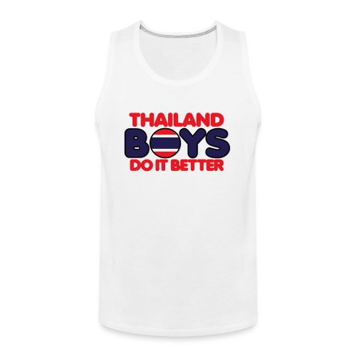 2020 Boys Do It Better 06 Thailand - Men's Premium Tank
