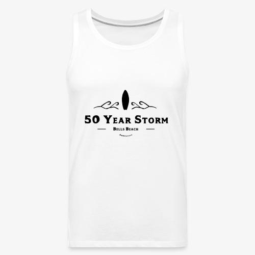 50 Year Storm - Men's Premium Tank