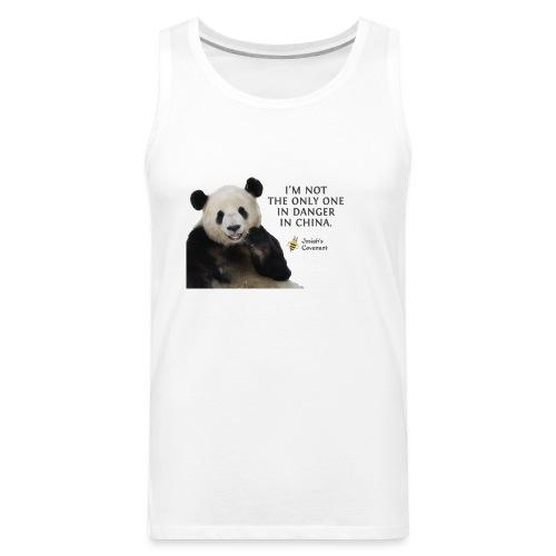 Endangered Pandas - Men's Premium Tank