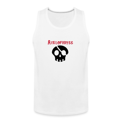 skull pirate 2 - Men's Premium Tank