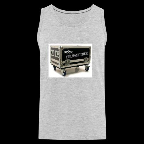 Eye rock road crew Design - Men's Premium Tank