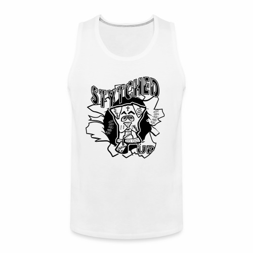 STYTCHED UP - Men's Premium Tank