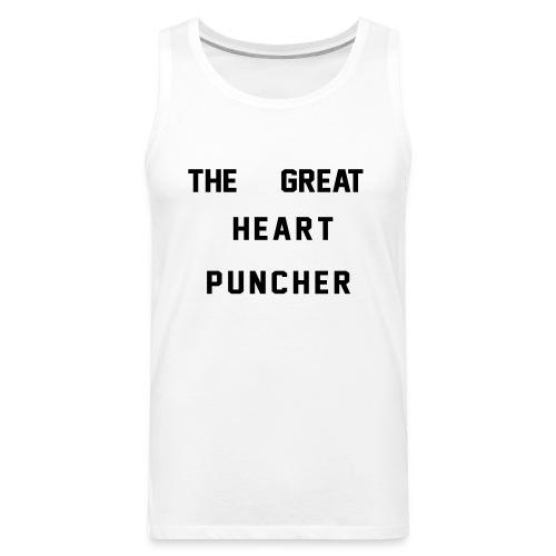 The Great Heart Puncher - Men's Premium Tank