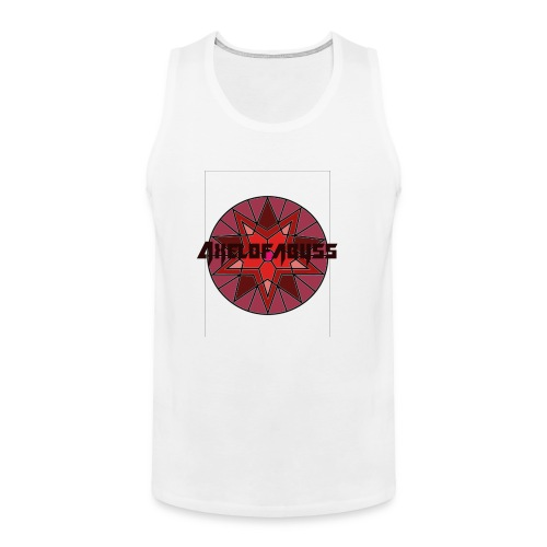Axelofabyss shades of red - Men's Premium Tank