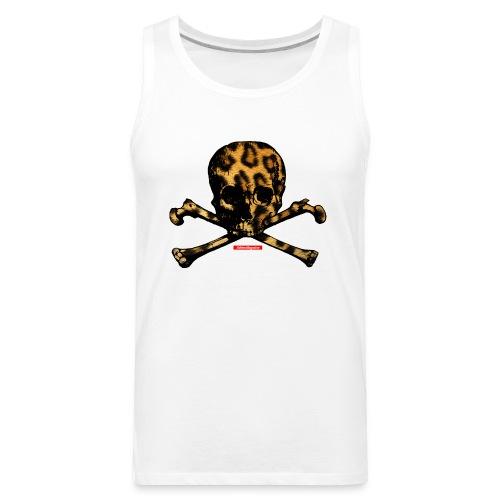 LeopardSkull - Men's Premium Tank