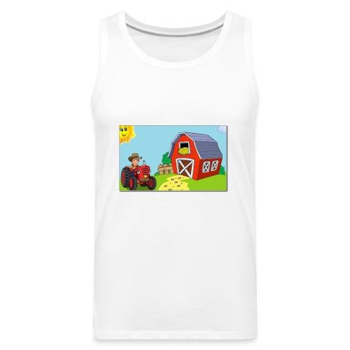 cornerbarntrans - Men's Premium Tank