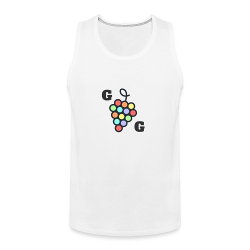 Gay Grapes - Men's Premium Tank