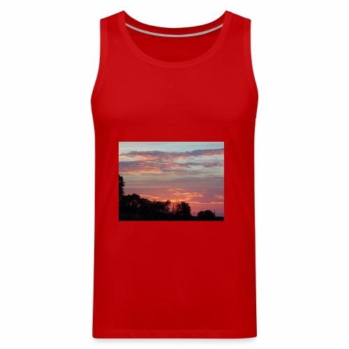 Sunset of Pastels - Men's Premium Tank