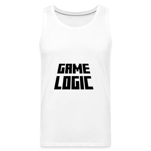 Game Logic Logo - Men's Premium Tank
