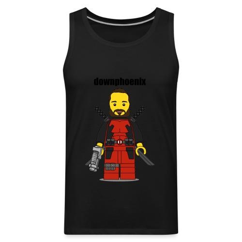 Downphoenix Shirt - Men's Premium Tank