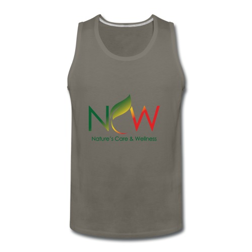 Ncw Small Logo - Men's Premium Tank