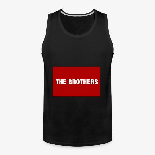 The Brothers - Men's Premium Tank
