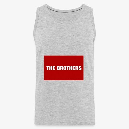 The Brothers - Men's Premium Tank