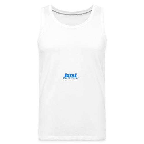 LOYALSPORTS - Men's Premium Tank
