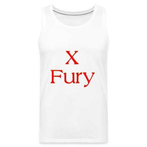 X Fury - Men's Premium Tank