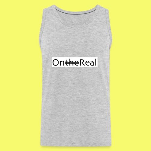 OntheReal ice 2 - Men's Premium Tank