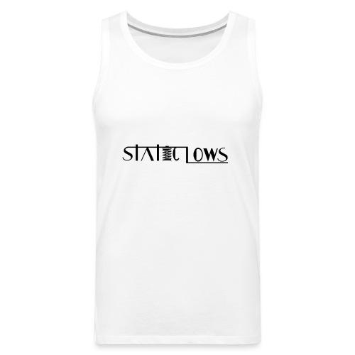 Staticlows - Men's Premium Tank