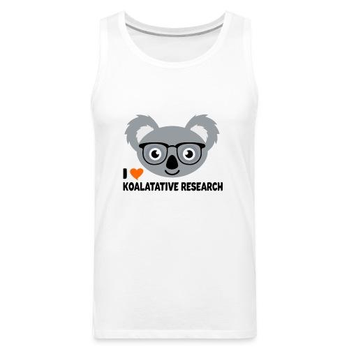 Koalatative Research - Men's Premium Tank