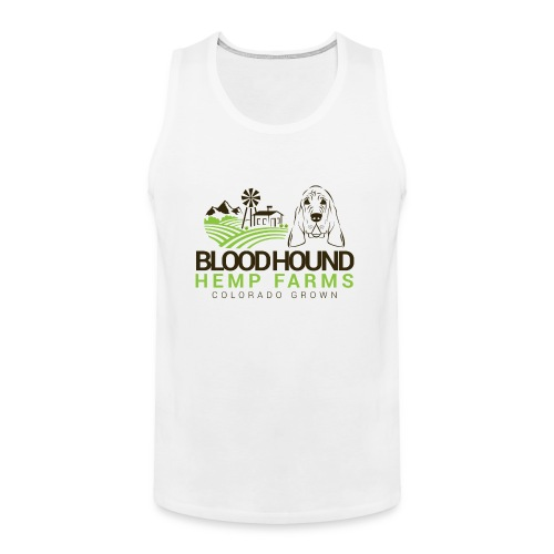BloodhoundHempFarms - Men's Premium Tank