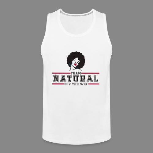 Team Natural FTW - Men's Premium Tank