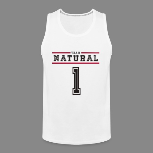 Team Natural 1 - Men's Premium Tank