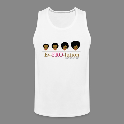EvFROLution - Men's Premium Tank