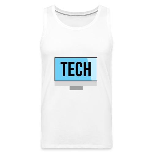 Tech - Men's Premium Tank