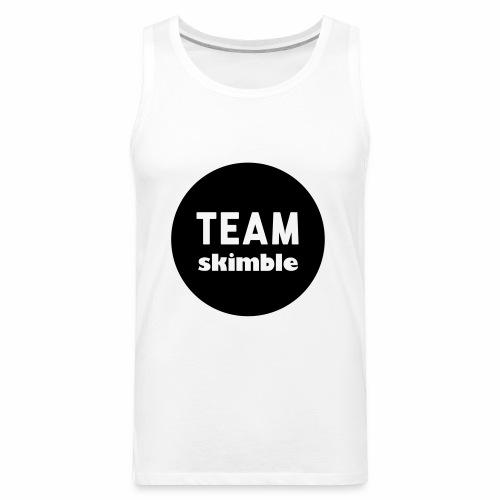 Team Skimble - Men's Premium Tank