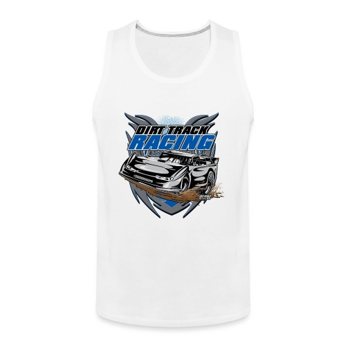 Modified Car Racer - Men's Premium Tank