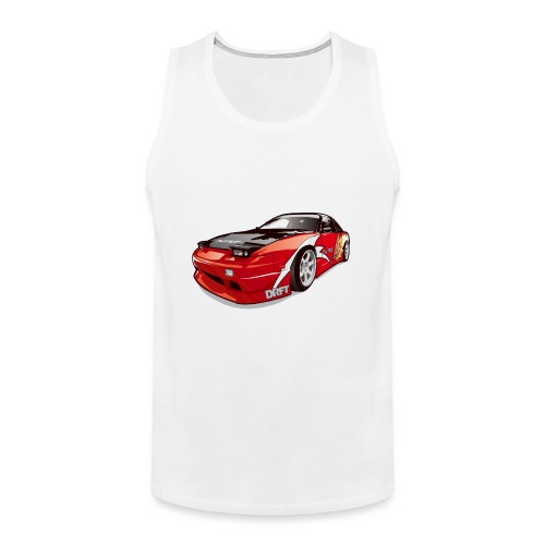 cars drift - Men's Premium Tank