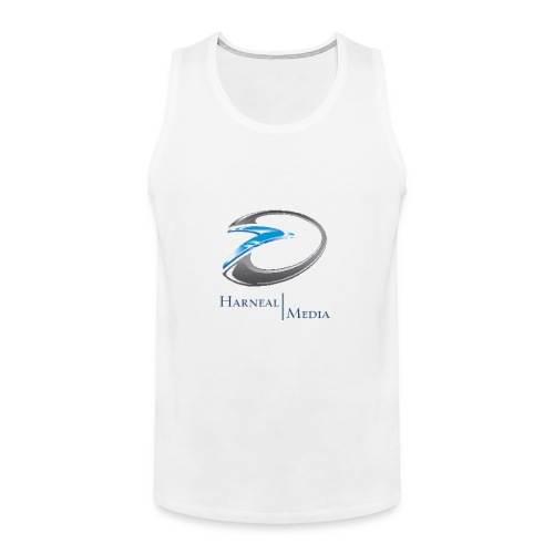 Harneal Media Logo Products - Men's Premium Tank