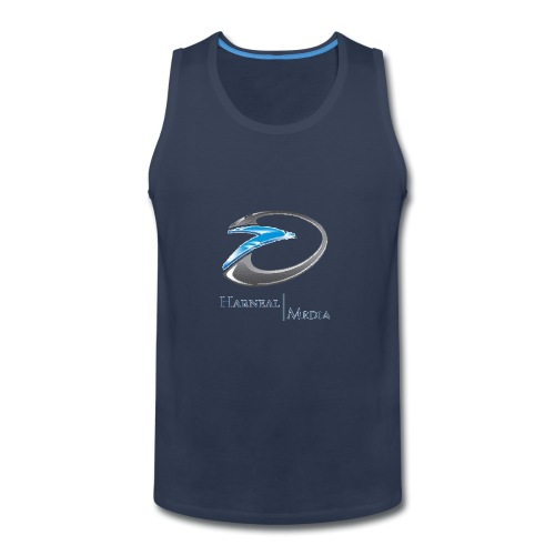 Harneal Media Logo Products - Men's Premium Tank