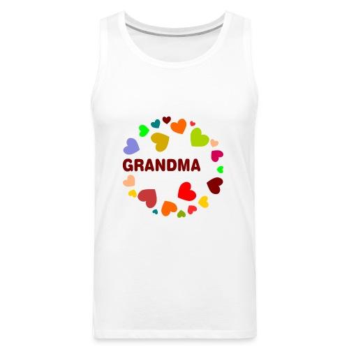 Grandma - Men's Premium Tank