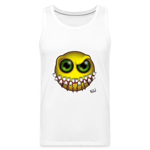 Smilez (Silly Facez) - Men's Premium Tank