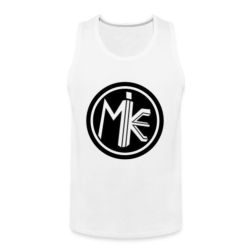 Mike Circle Shirt - Men's Premium Tank