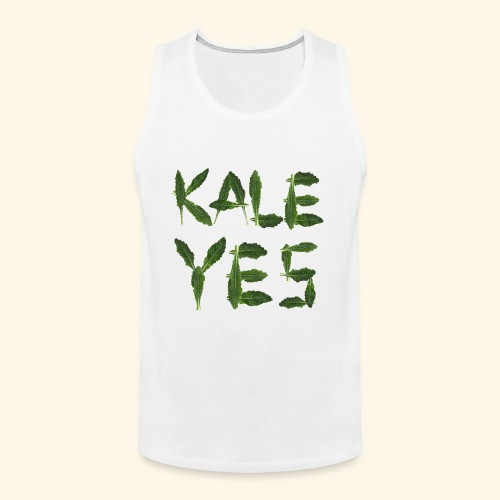 KaleYes Hell Yes - Men's Premium Tank