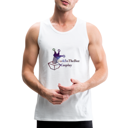 JackInTheBox Cosplays TM Logo - Men's Premium Tank