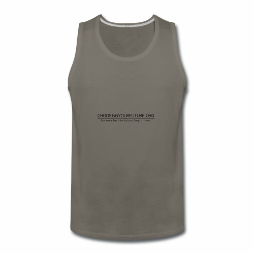CYFP TSHIRT LOGO - Men's Premium Tank