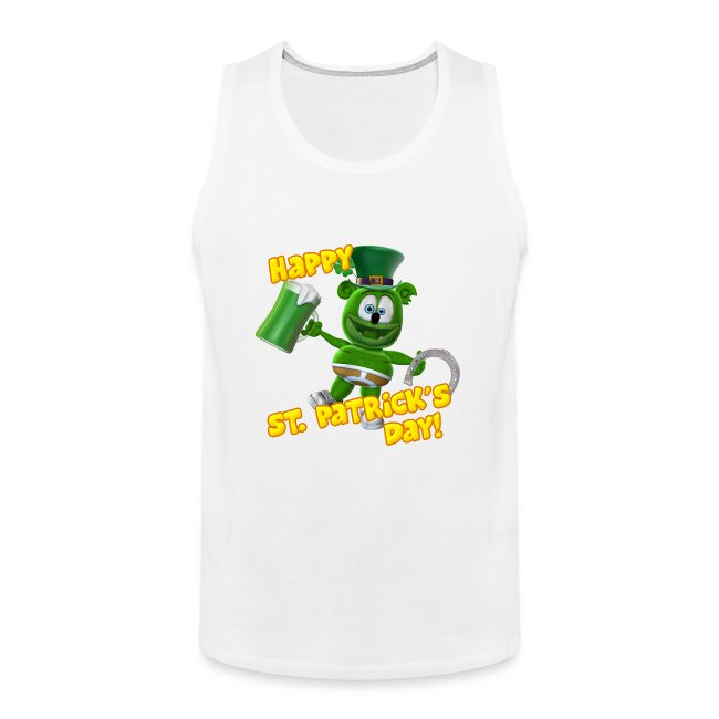 Gummibär (The Gummy Bear) Saint Patrick's Day