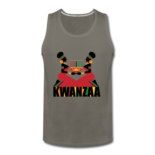 Kwanzaa - Men's Premium Tank