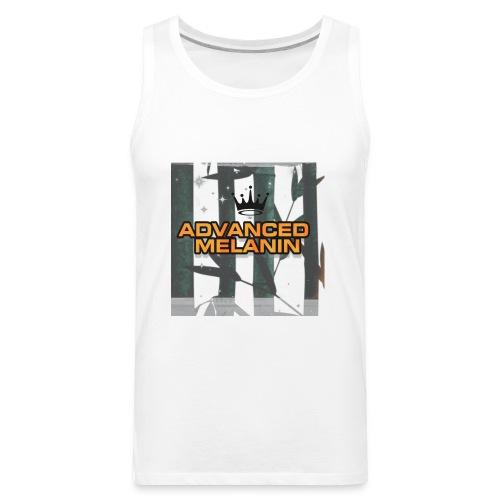 AM line. - Men's Premium Tank