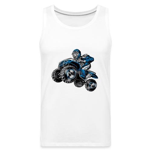 Yamaha ATV Shirt - Men's Premium Tank