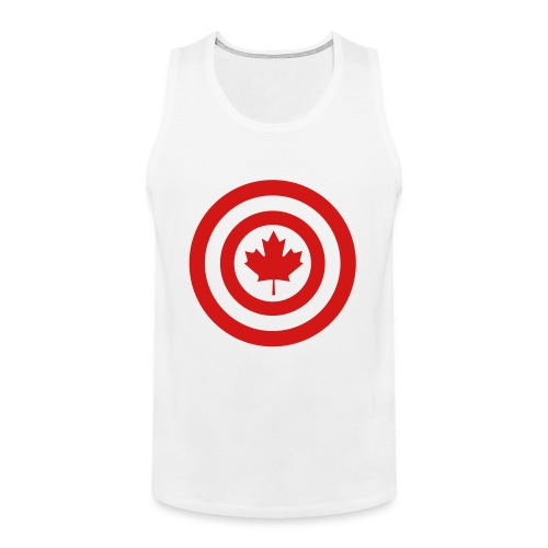 Captain Canada - Men's Premium Tank