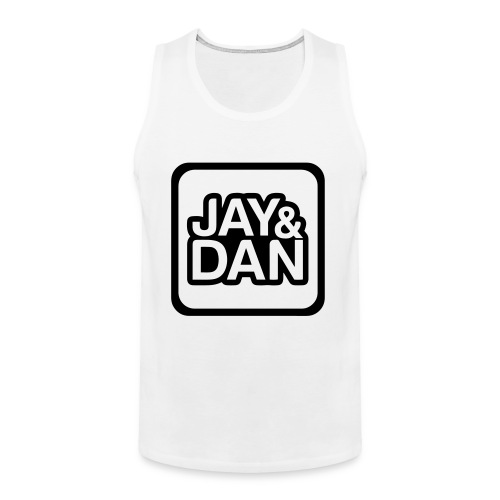 Jay and Dan Baby & Toddler Shirts - Men's Premium Tank
