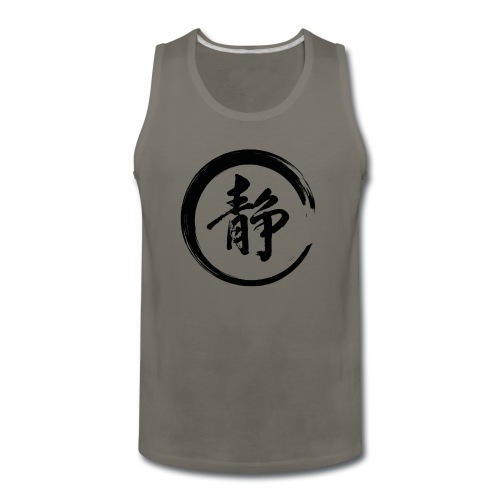 Lawrence Kenshin Square PNG Hi Res png - Men's Premium Tank